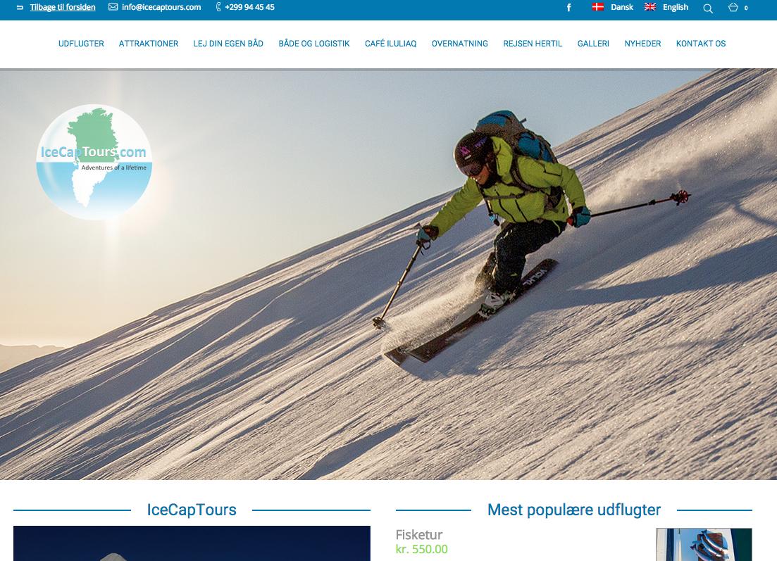 Icecaptours.com
