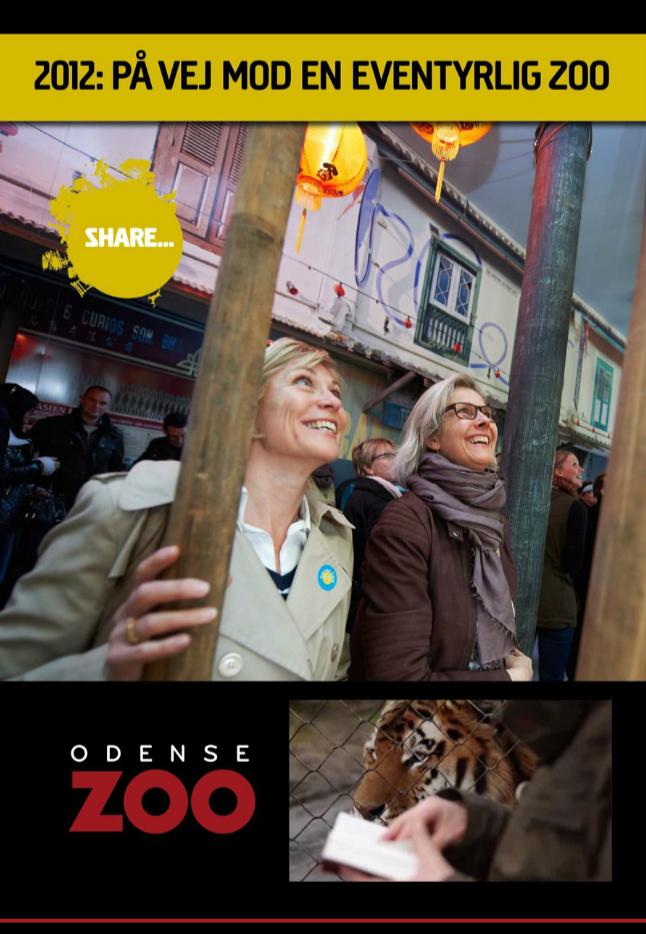 ZOO Årsberetning 2012