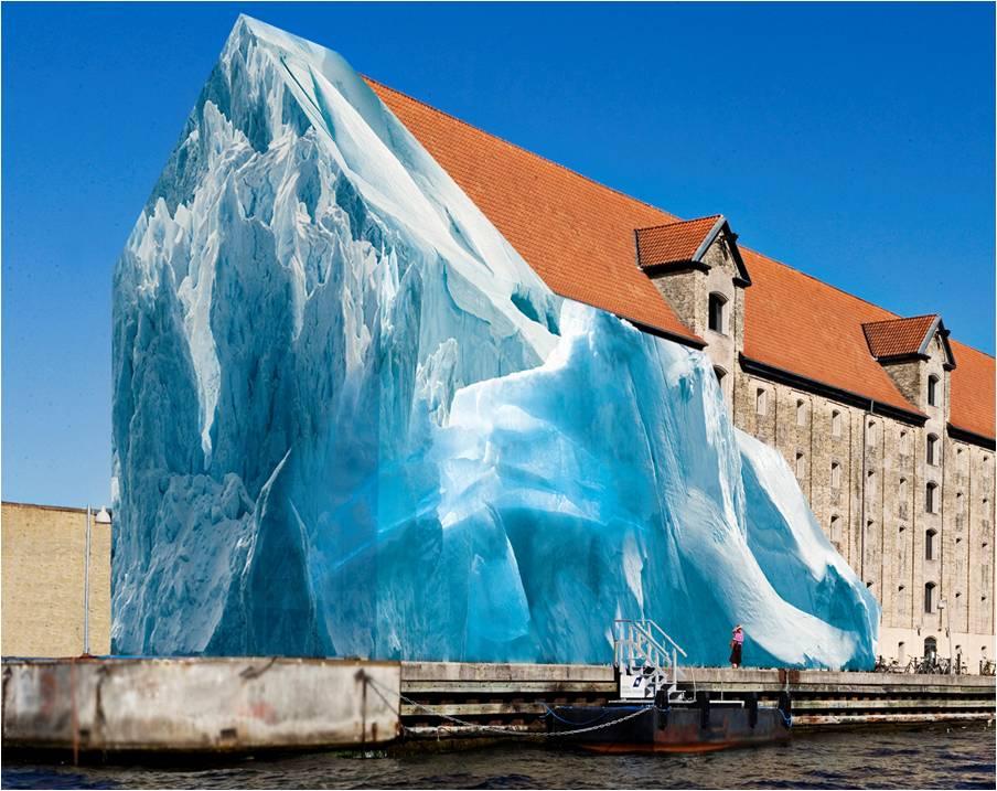 isbjergs nordatlanten